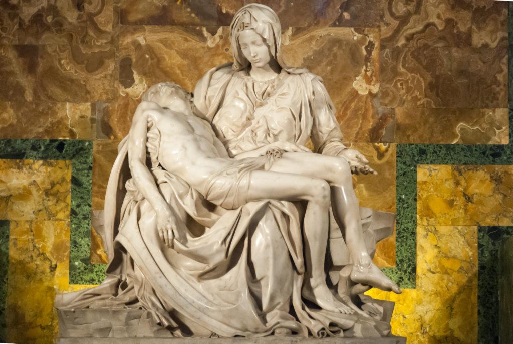 ピエタ」の意味とは?ミケランジェロのピエタ像や絵画も解説 | TRANS.Biz