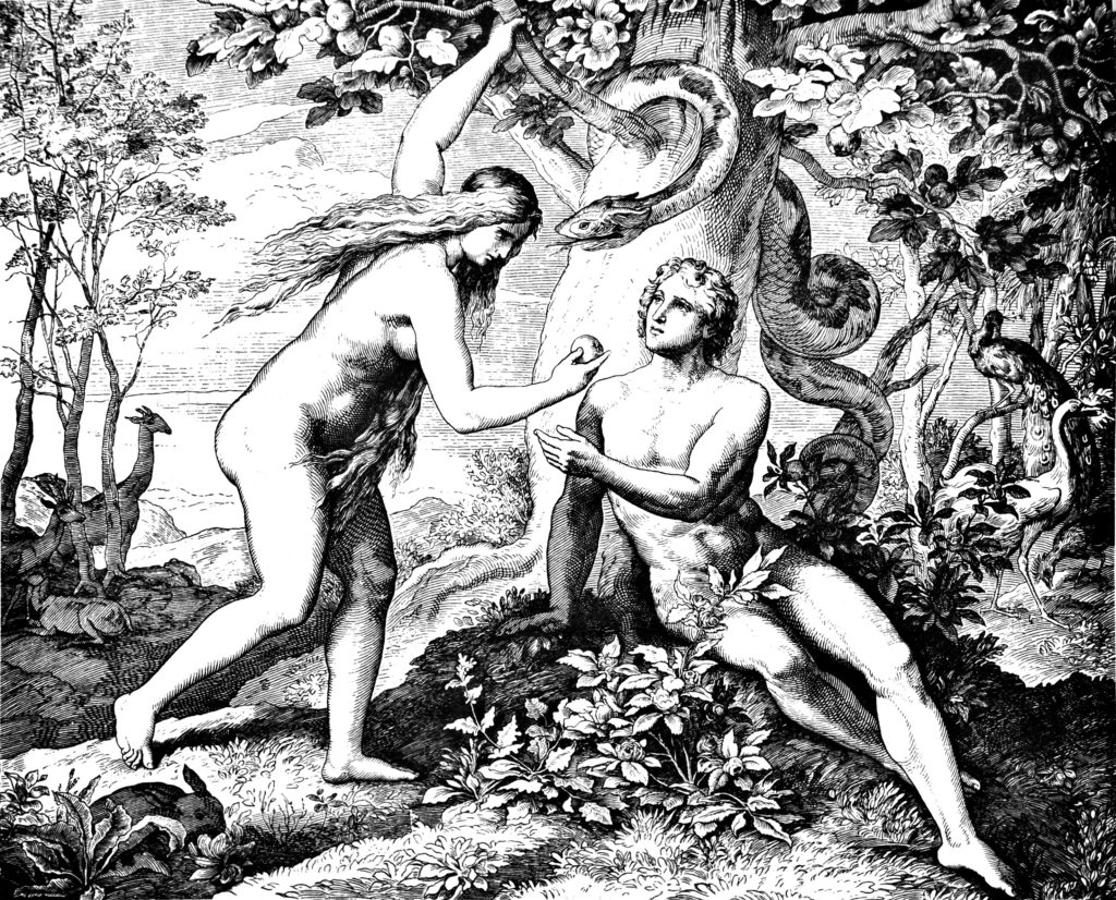 アダムとイブ の生涯とは 林檎の由来や 聖書 と絵画も解説 Trans Biz