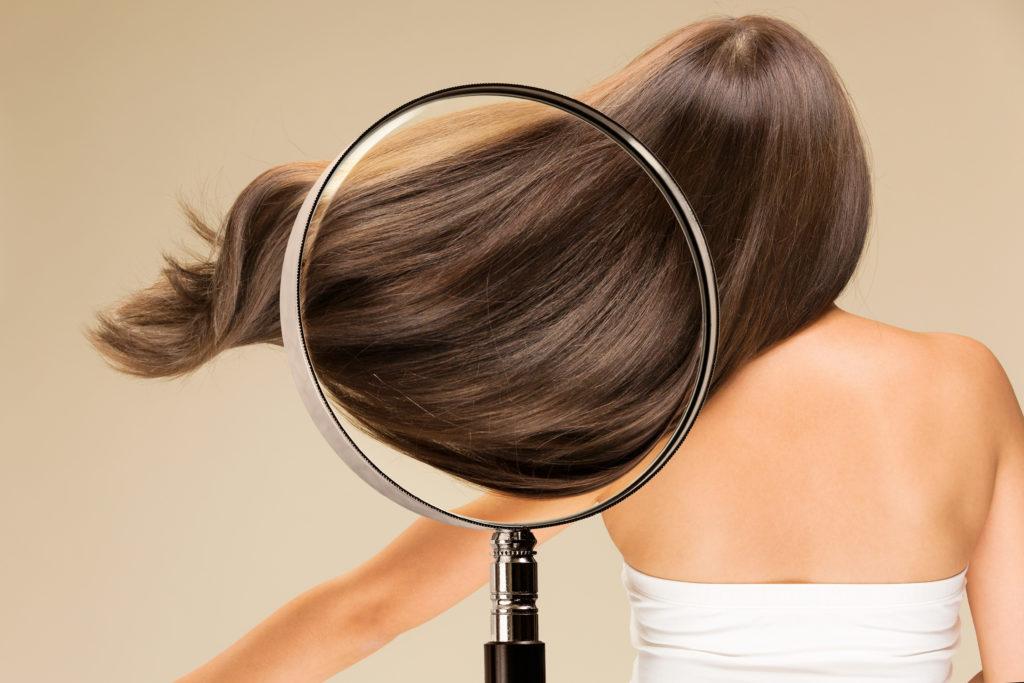 トリートメントは髪の内部を健康にする役割