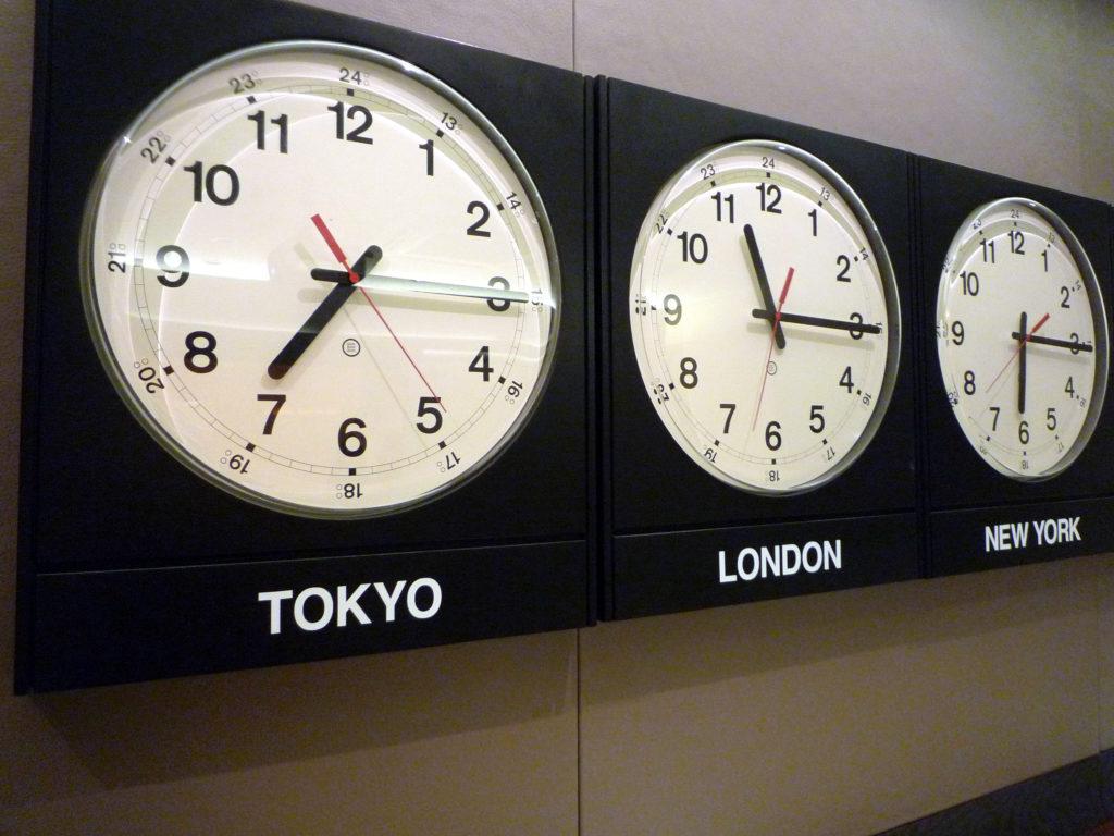 時差 の と 日本 イギリス