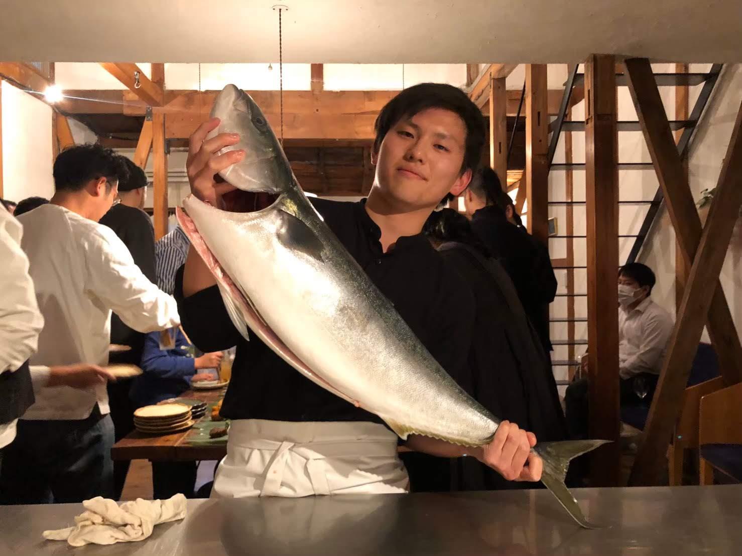 コロナ禍で地方移住&開業をした魚料理研究家の昆布さんインタビュー